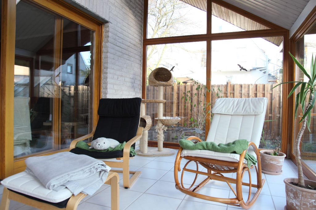 Conservatory Lean To Design Example Woodgrain