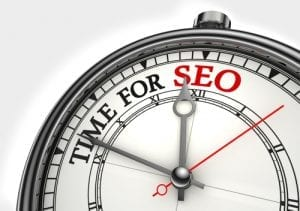 Time for SEO