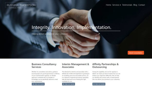 seo copilot RT consulting portfolio