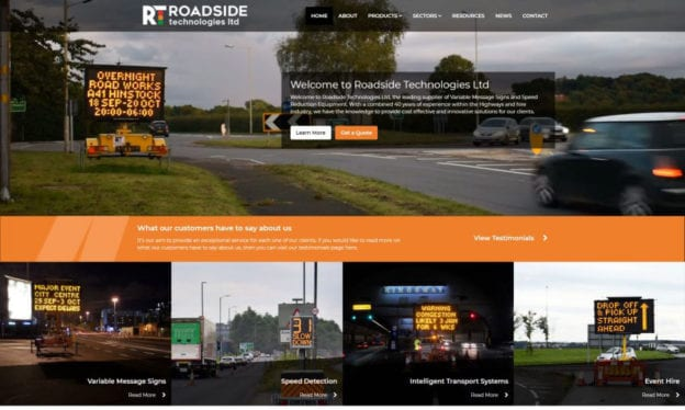 seo copilot roadside technologies portfolio