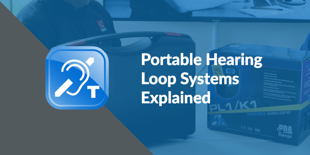 Portable Hearing Loop Systems