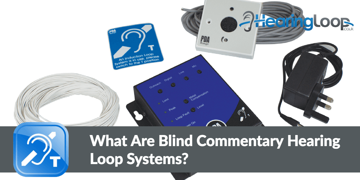 Blind Commentary Systems