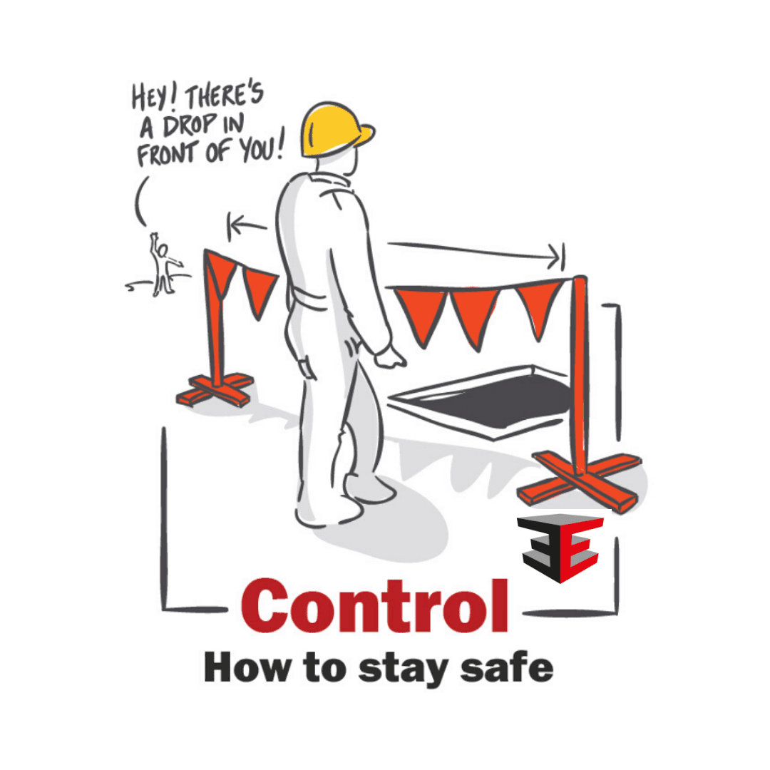 Control - How to stay safe