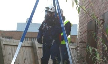 High Risk Confined Space Entry and Supervision
