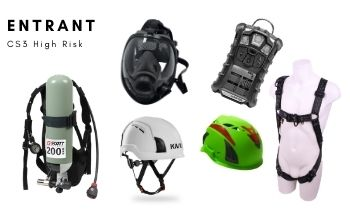 Confined Space Training High Risk Equipment
