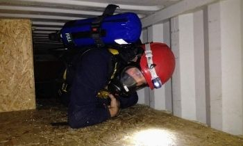 Rescue From Confined Spaces – BA