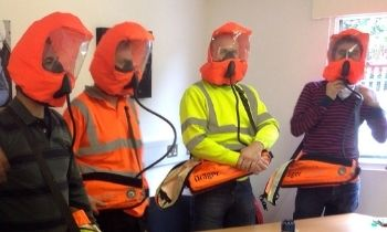 Confined Space Training Medium Risk
