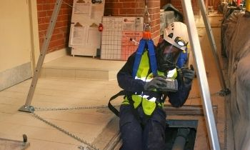 Confined Space Training High Risk