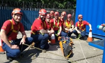 Rescue From Confined Spaces – Non-BA