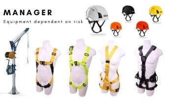 Confined Space Manager Equipment