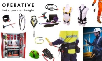 Safe Work at Height Equipment