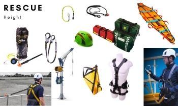 Rescue from Height Equipment